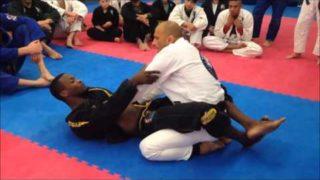 Jiu Jitsu Guard Break w Rodrigo Medeiros