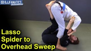 Lasso Spider to Overhead Sweep