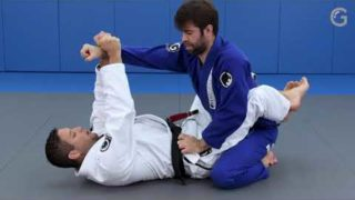 Taking the back from closed guard