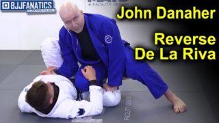 BJJ Technique – Reverse De La Riva