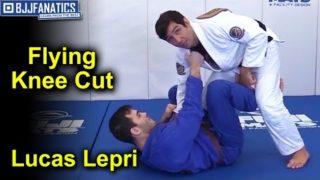 Flying Knee Cut – BJJ Technique