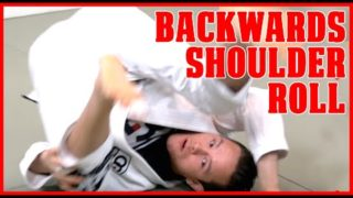 How to Do the Backwards Shoulder Roll Safely