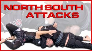 My 3 Favorite North South Submission Attacks