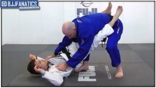 Opening Closed Guard Knee Post Method