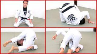 The Compass Roll Solo Drill to Develop Inverted Jiu-Jitsu