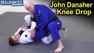 The Knee Drop BJJ Technique