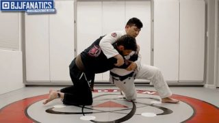 Entry Into Scarf Hold From the Knees Grabbing