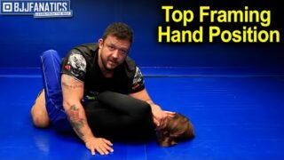 Top Framing Hand Position