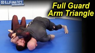 Full Guard Arm Triangle